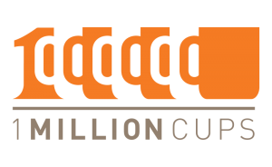 One Million Cups. Logo.