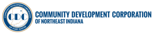 Community Development Corporation of Northeast Indiana. Logo.