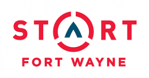 Start Fort Wayne. Logo.
