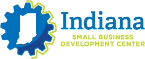Indiana Small Business Development Center. Logo.
