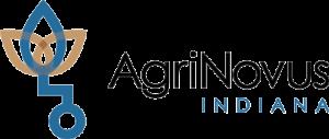 AgriNovus Indiana. Logo.