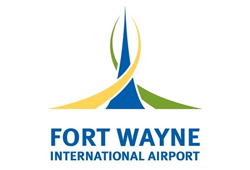 Fort Wayne International Airport. Logo.