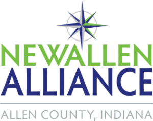 New Allen Alliance of Allen County, Indiana. Logo.