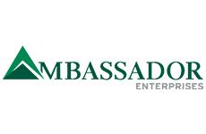 Ambassador Enterprises. Logo.
