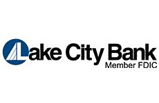Lake City Bank. Logo.