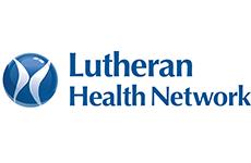 Lutheran Health Network. Logo.