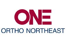 Ortho Northeast. Logo.