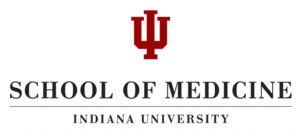 Indiana University School of Medicine. Logo.