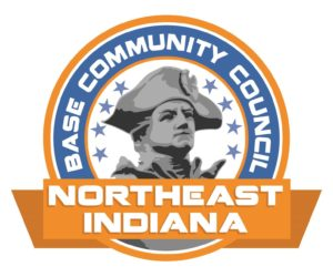 Northeast Indiana Base Community Council. Logo.