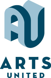 Arts United. Logo.