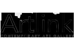 Artlink. Logo. Artlink is a contemporary art gallery.