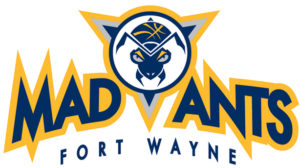 Mad Ants of Fort Wayne. Logo.