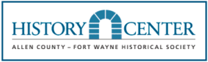 History Center of the Allen County - Fort Wayne Historical Society. Logo.