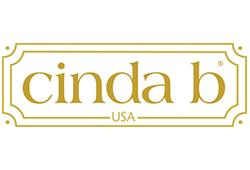 Cinda B. U. S. A. Logo.