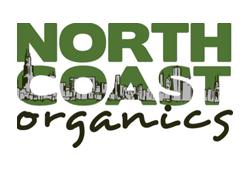 North Coast Organics. Logo.
