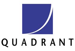 Quadrant. Logo.