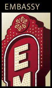 Embassy. Logo.