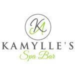 Kamylle's Spa Bar. Logo.