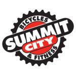 Summit City Bicycles and Fitness. Logo.