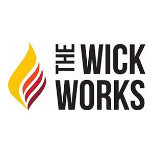 The Wick Works. Logo.
