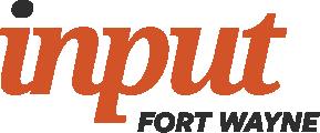 Input Fort Wayne. Logo.
