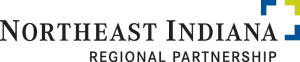 Northeast Indiana Regional Partnership. Logo.