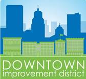 Downtown Improvement District. Logo.