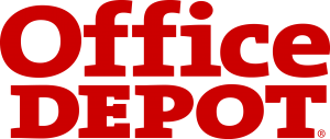 Office Depot. Logo.