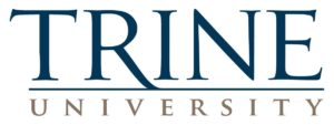 Trine University. Logo.