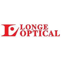 Longe Optical. Logo.