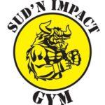 Sudden Impact Gym. Logo.
