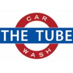 The Tube Car Wash. Logo.