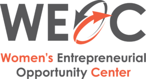 Women's Entrepreneurial Opportunity Center. Logo.