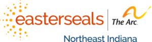Easterseals Arc of Northeast Indiana. Logo.