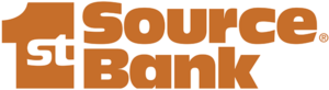 First Source Bank. Logo.