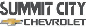 Summit City Chevrolet. Logo.