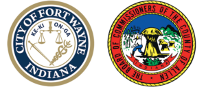 seals of the city of fort wayne and allen county