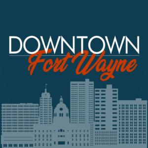 downtown improvement district. logo.