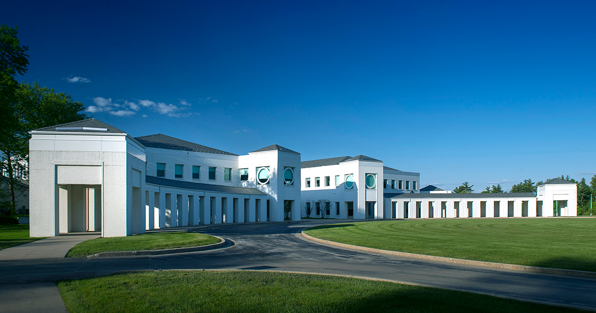 exterior photo of med pro's office headquarters