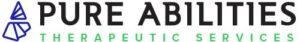 Pure Abilities Therapeutic Services. Logo.