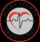 Allen County Cardiology. Logo.