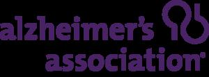 Alzheimer's Association. Logo.