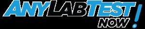 Any Lab Test Now. Logo.