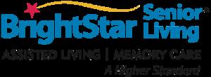 Brightstar Senior Living. Logo.