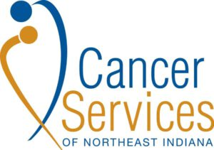 Cancer Services of Northeast Indiana. Logo.