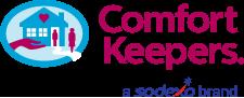 Comfort Keepers. Logo.