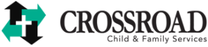 Crossroad Child and Family Services. Logo.