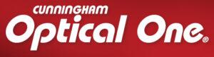 Cunningham Optical One. Logo.