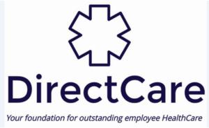 DirectCare. Logo.