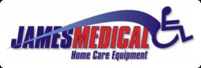 James Medical. Logo.